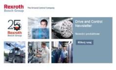Zapisz się do Newslettera Bosch Rexroth